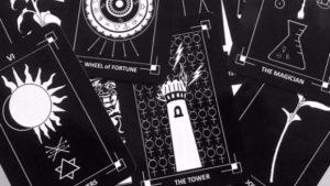 The Dark Exact Tarot