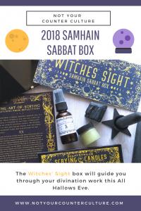 2018 Sabbat Box